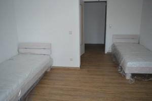 Schlafzimmer 2 - mit 2 Einzelbetten