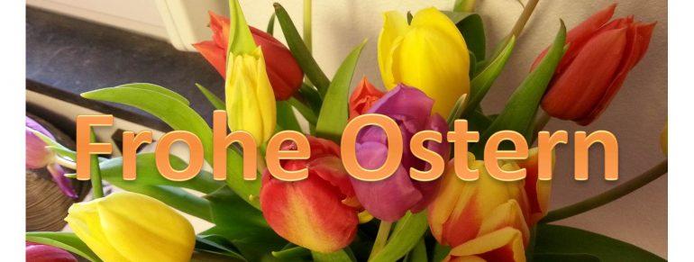 Wir wünschen euch schöne Osterfeiertage!