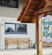 Herzlich willkommen auf dem Ferienhof König!