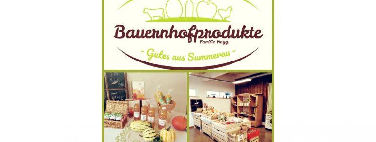 Neuer Hofladen in Neukirch-Summerau