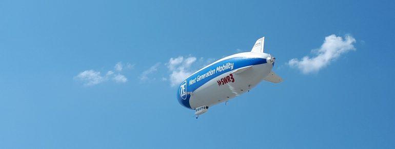 Ausflugstipp: Zeppelinhangar