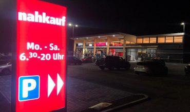 Neukirch hat einen Supermarkt!